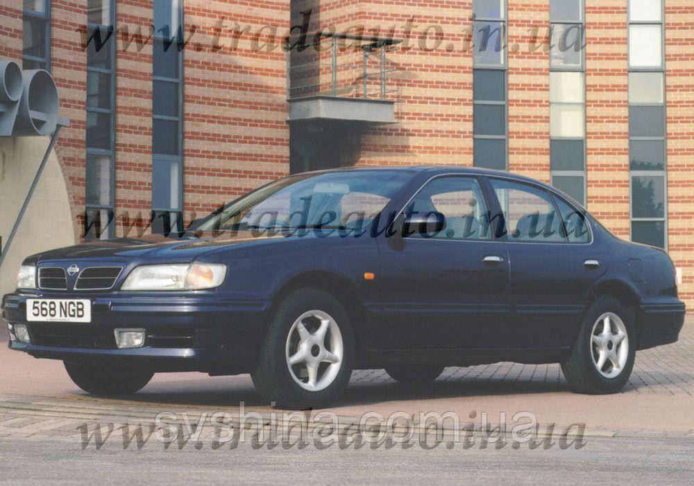 Дефлекторы окон Heko на Nissan  Maxima (A32) 1994-1999