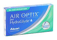 Контактные линзы Air Optix HydraGlyde for Astigmatism
