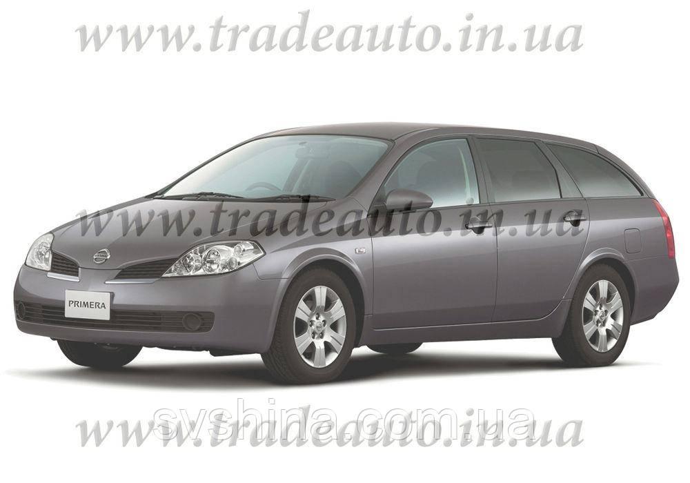 Дефлекторы окон Heko на Nissan  Primera (P12) 2002-2007