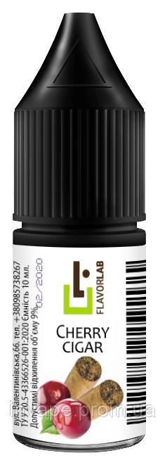 Ароматизатор Flavor Lab Cherry Cigar (Вишневый табак) 10мл