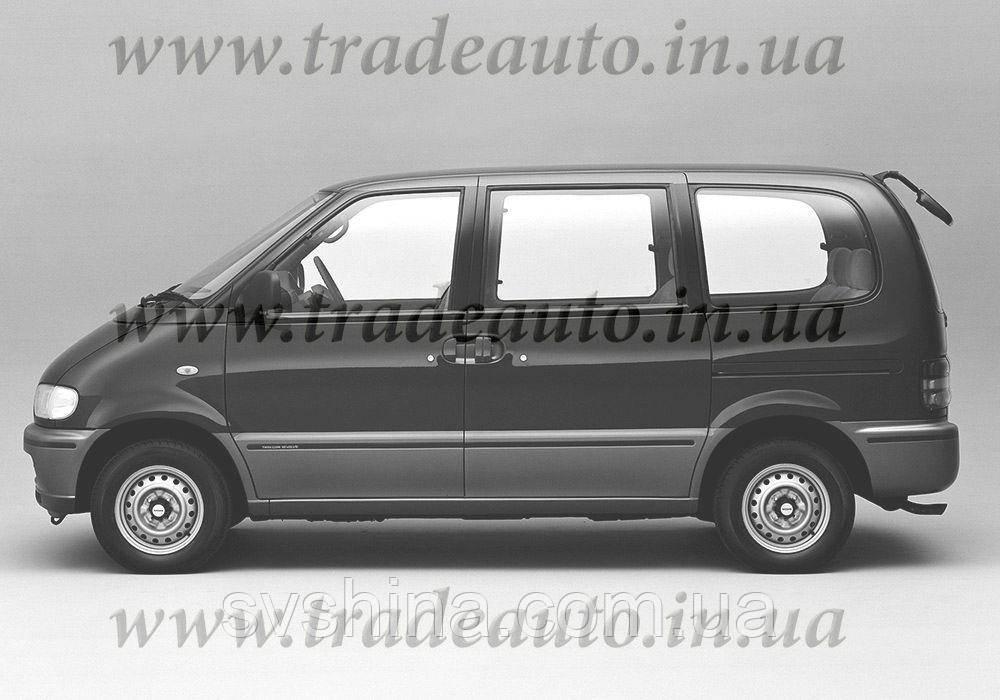 Дефлекторы окон Heko на Nissan  Vanette (C23) 1994-2001