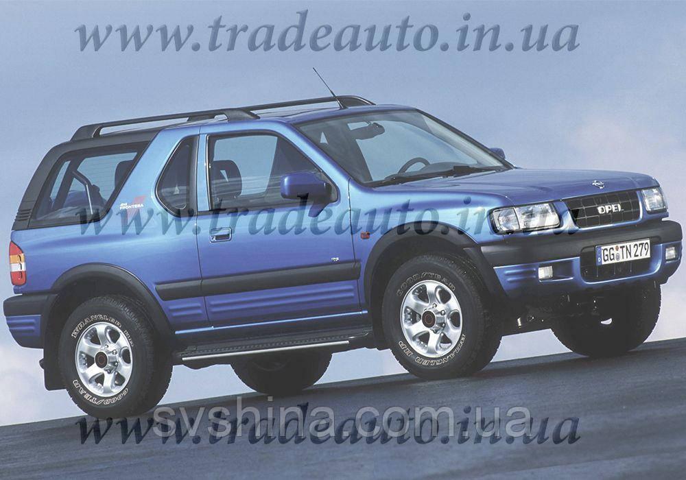 Дефлекторы окон Heko на Opel  Frontera A 1992-1998