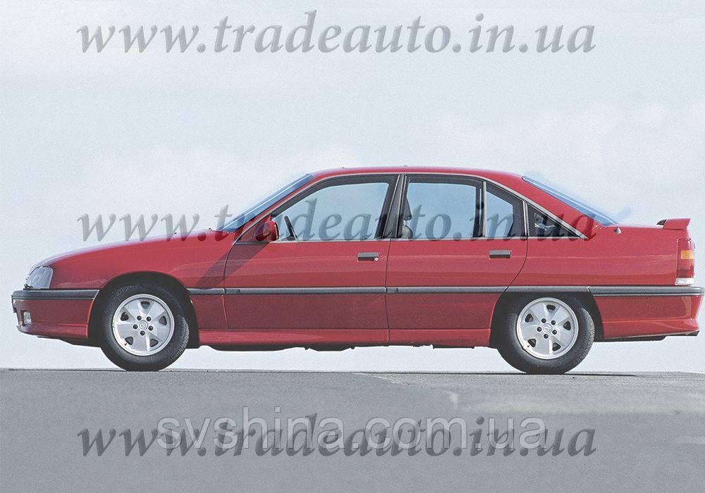 Дефлекторы окон Heko на Opel  Omega A 1986-1993