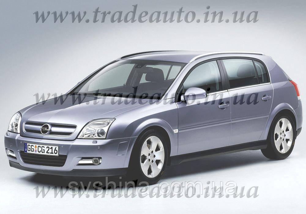Дефлекторы окон Heko на Opel  Signum 2003->