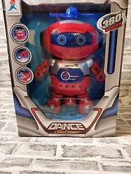 Робот детский Dance Дискоробот интерактивная игрушка