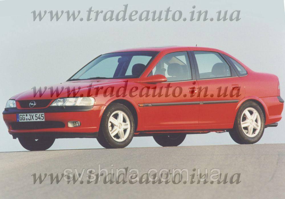 Дефлекторы окон Heko на Opel  Vectra B 1995-2002