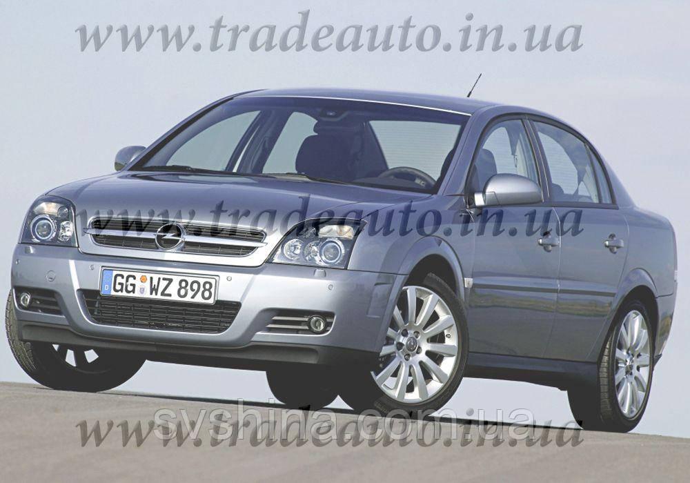 Дефлекторы окон Heko на Opel  Vectra C 2002 -2008