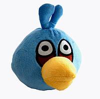 Игрушка мягкая Angry Birds №2 (голубая)