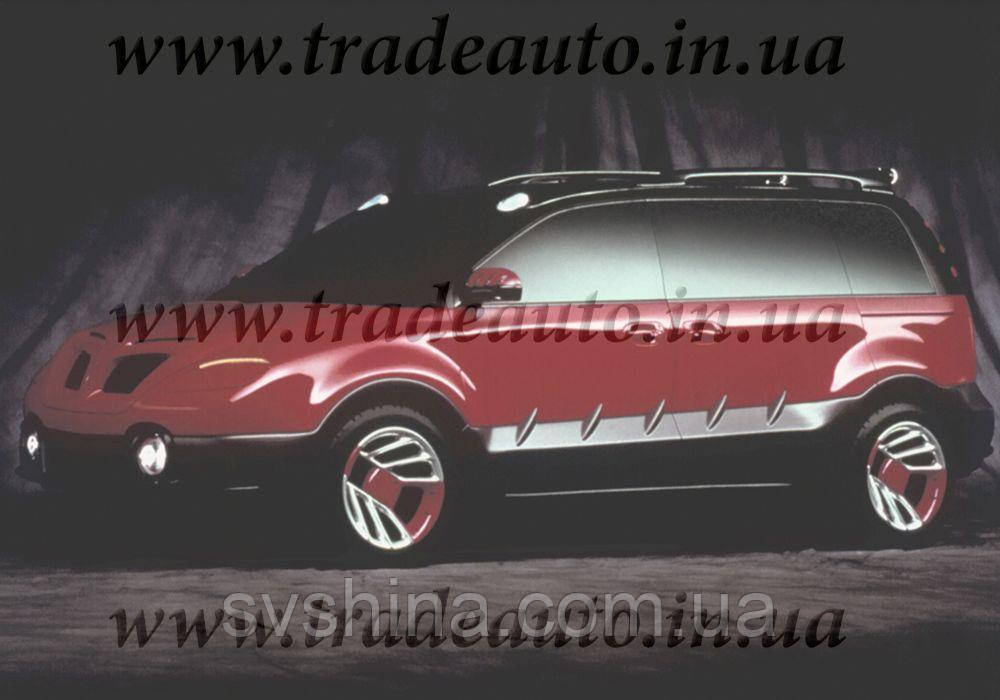 Дефлекторы окон Heko на Pontiac  Montana 1991-1997