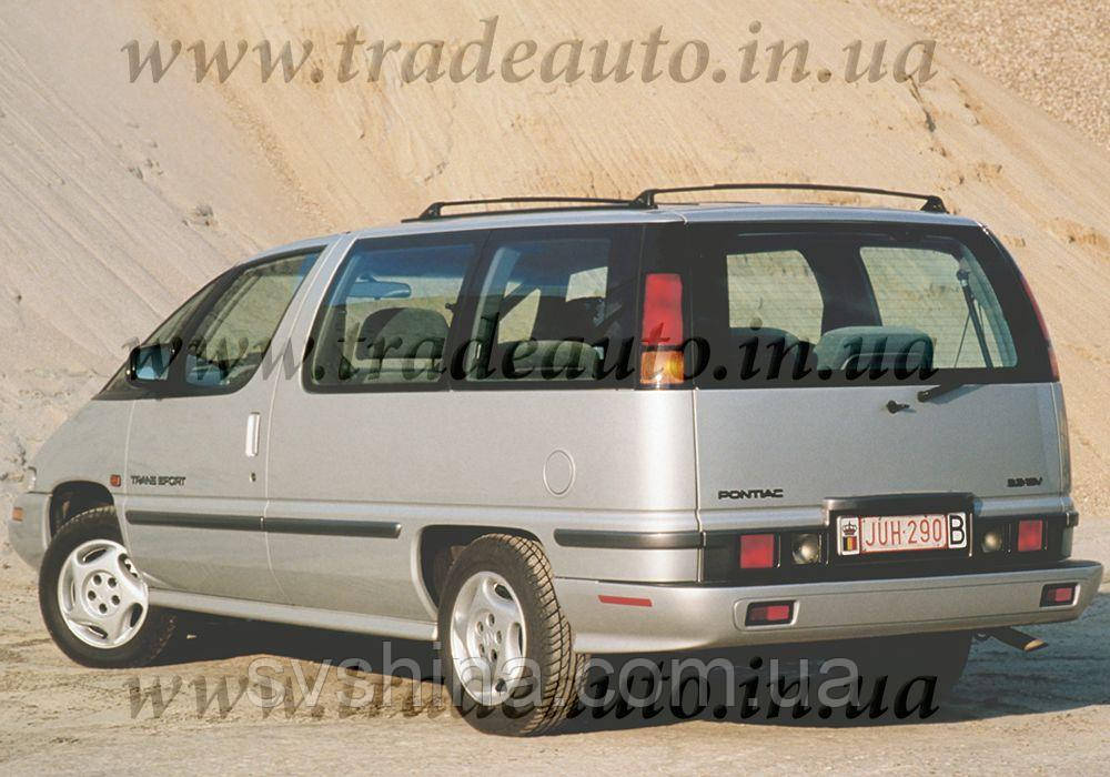 Дефлекторы окон Heko на Pontiac  Trans Sport 1991-1997