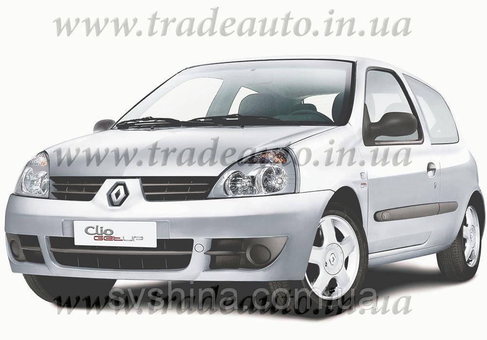 Дефлекторы окон Heko на Renault  Clio Storia 1998->