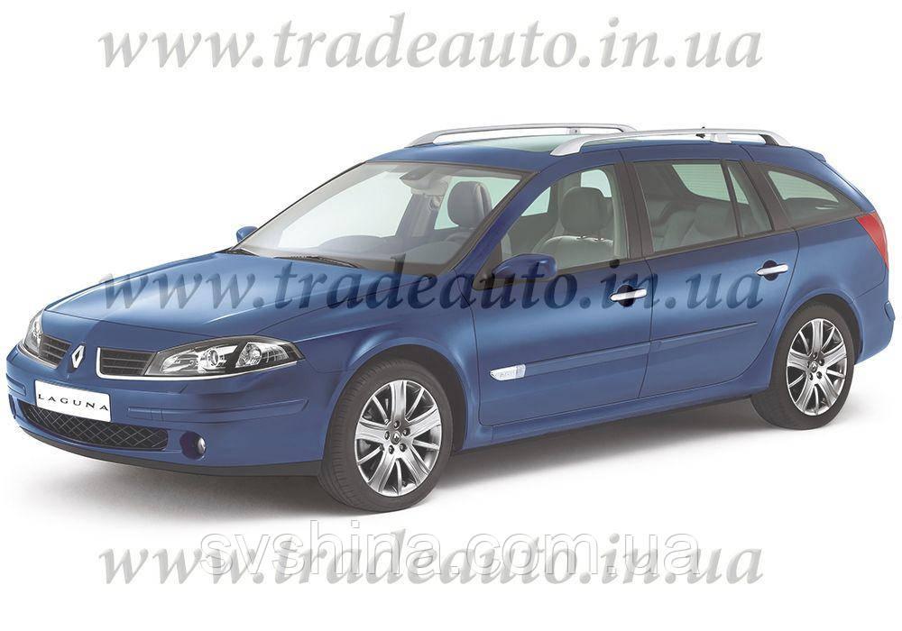 Дефлекторы окон Heko на Renault  Laguna II 2001-2007