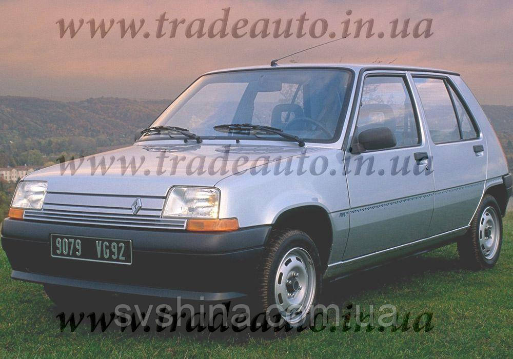 Дефлекторы окон Heko на Renault  R 5/Rapid/Express 1985-1996