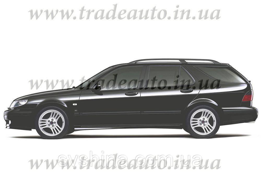 Дефлекторы окон Heko на Saab  9-5 1998-2010