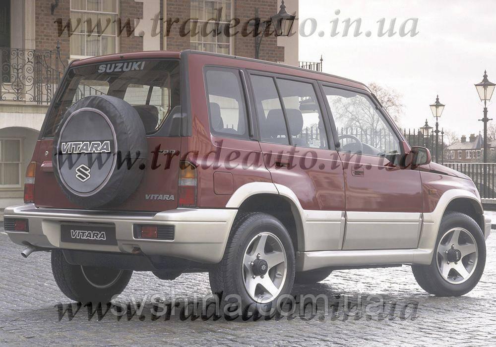 Дефлекторы окон Heko на Suzuki Vitara 1988-1998