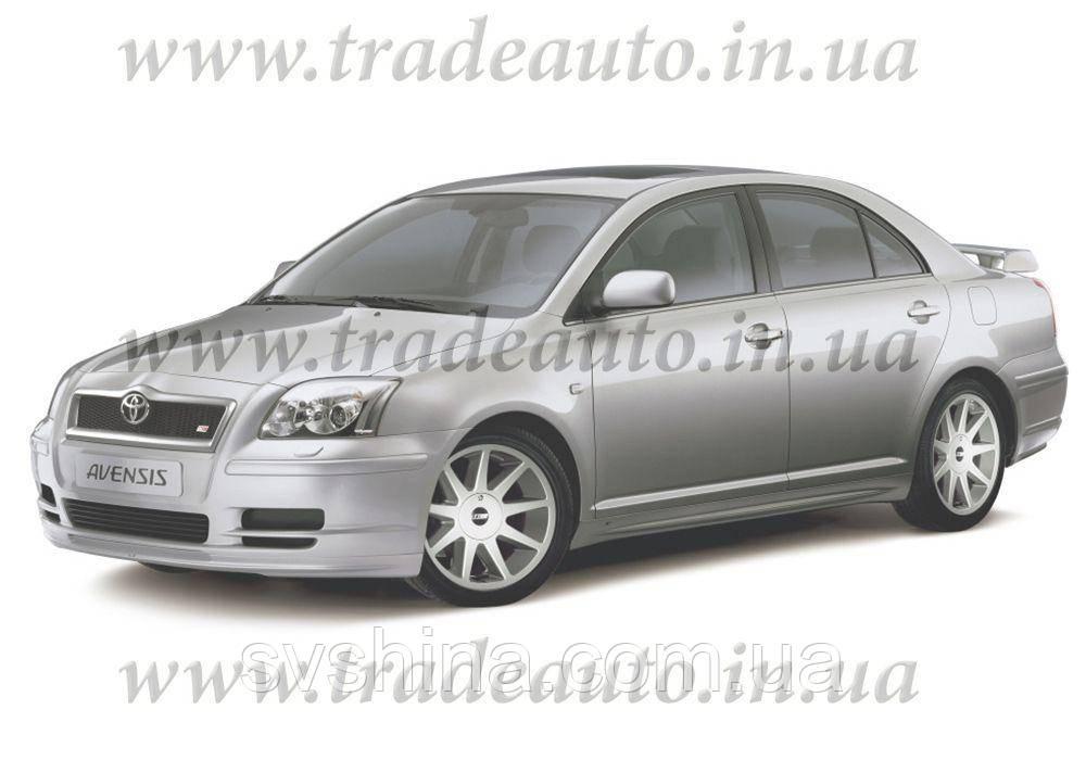 Дефлекторы окон Heko на Toyota  Avensis 2003-2009