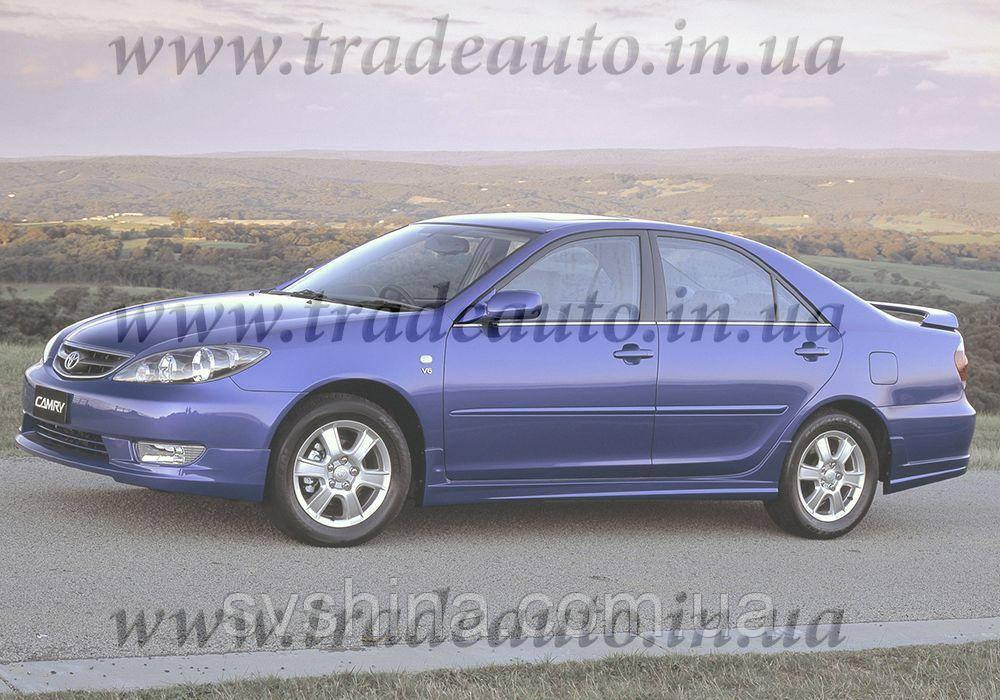 Дефлекторы окон Heko на Toyota  Camry V30 2001->