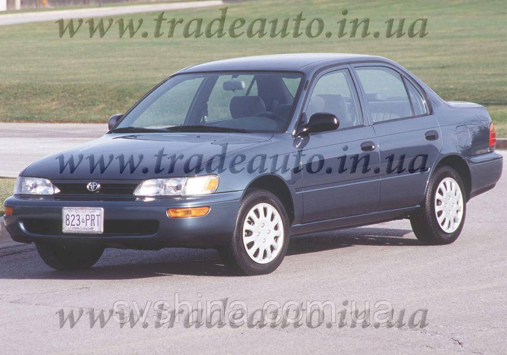 Дефлекторы окон Heko на Toyota  Corolla AE100 1992-1996