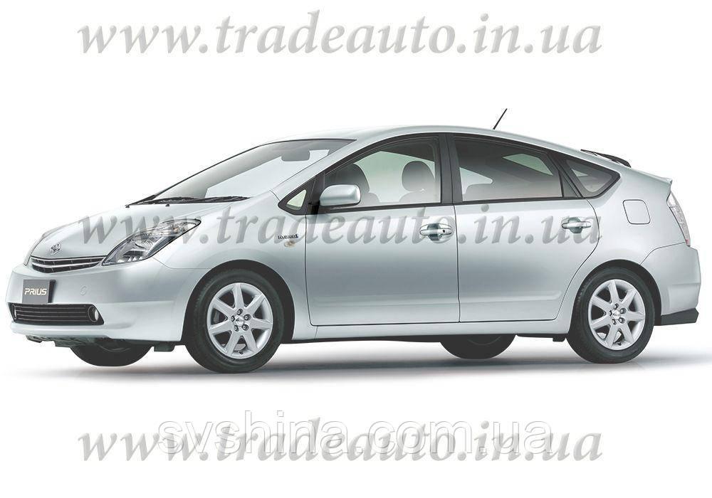 Дефлекторы окон Heko на Toyota  Prius 2003-2009