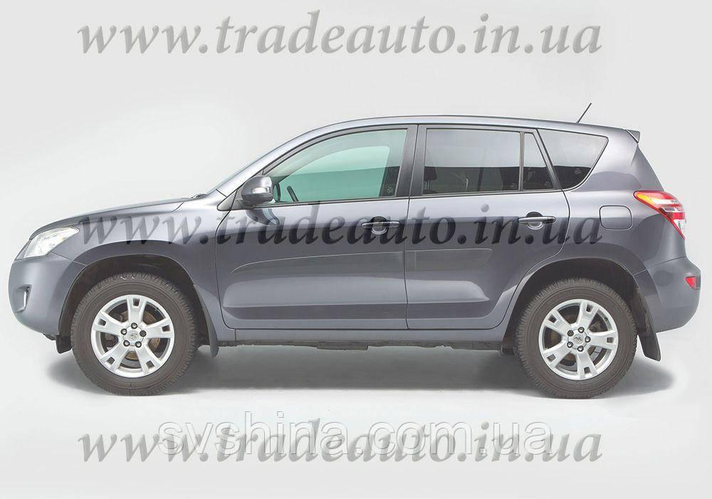 Дефлекторы окон Heko на Toyota  RAV-4 2005-2012