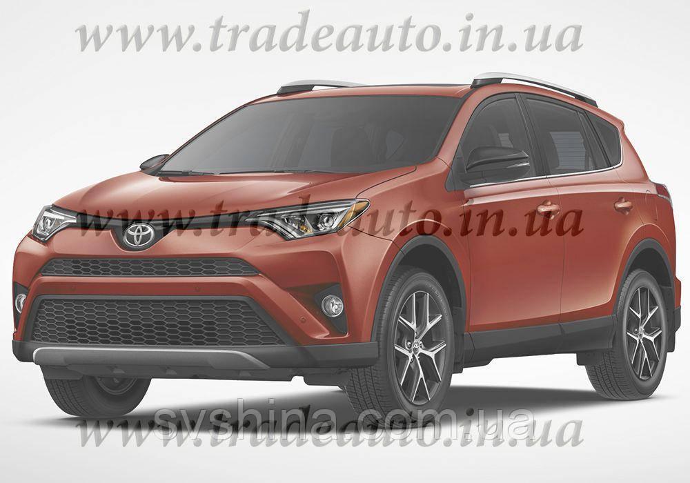 Дефлекторы окон Heko на Toyota  RAV-4 2012 ->