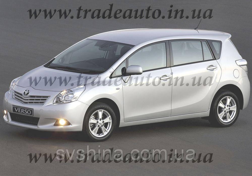 Дефлекторы окон Heko на Toyota  Verso 2009 ->