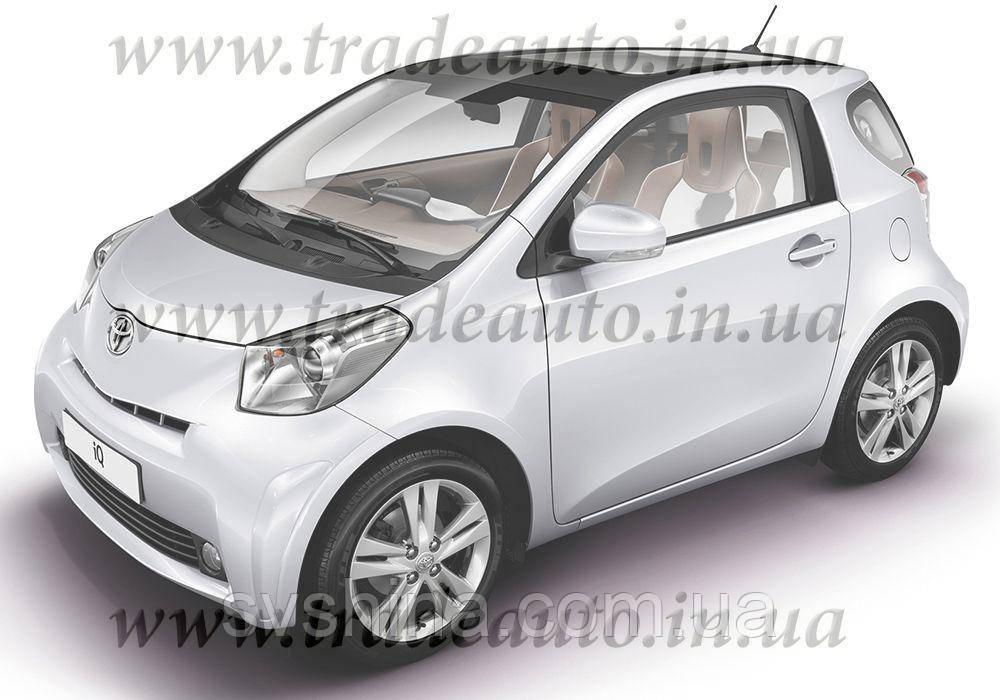 Дефлекторы окон Heko на Toyota Auris 2007 - 2012