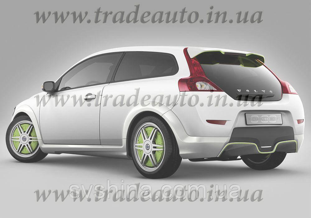 Дефлекторы окон Heko на Volvo  C30 2006 ->