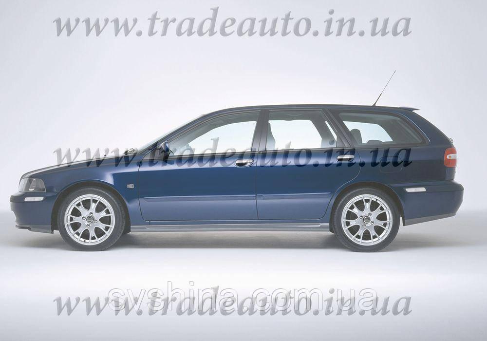 Дефлекторы окон Heko на Volvo  S40 1996-2004