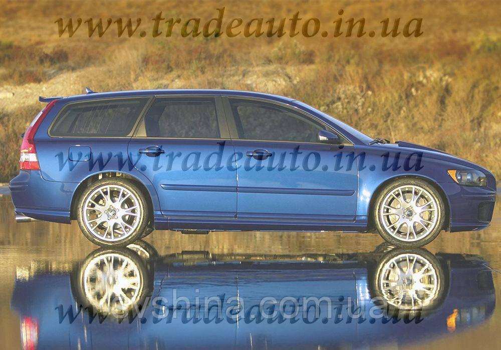 Дефлекторы окон Heko на Volvo  S40/V50 2004->