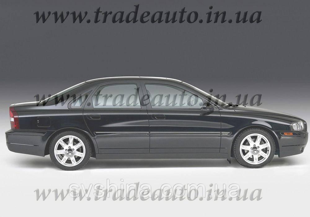 Дефлекторы окон Heko на Volvo  S80 1998-2006