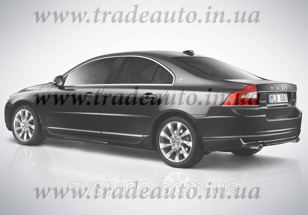 Дефлекторы окон Heko на Volvo  S80 2006->