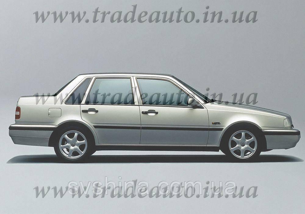 Дефлекторы окон Heko на Volvo 440/460 1987-1997