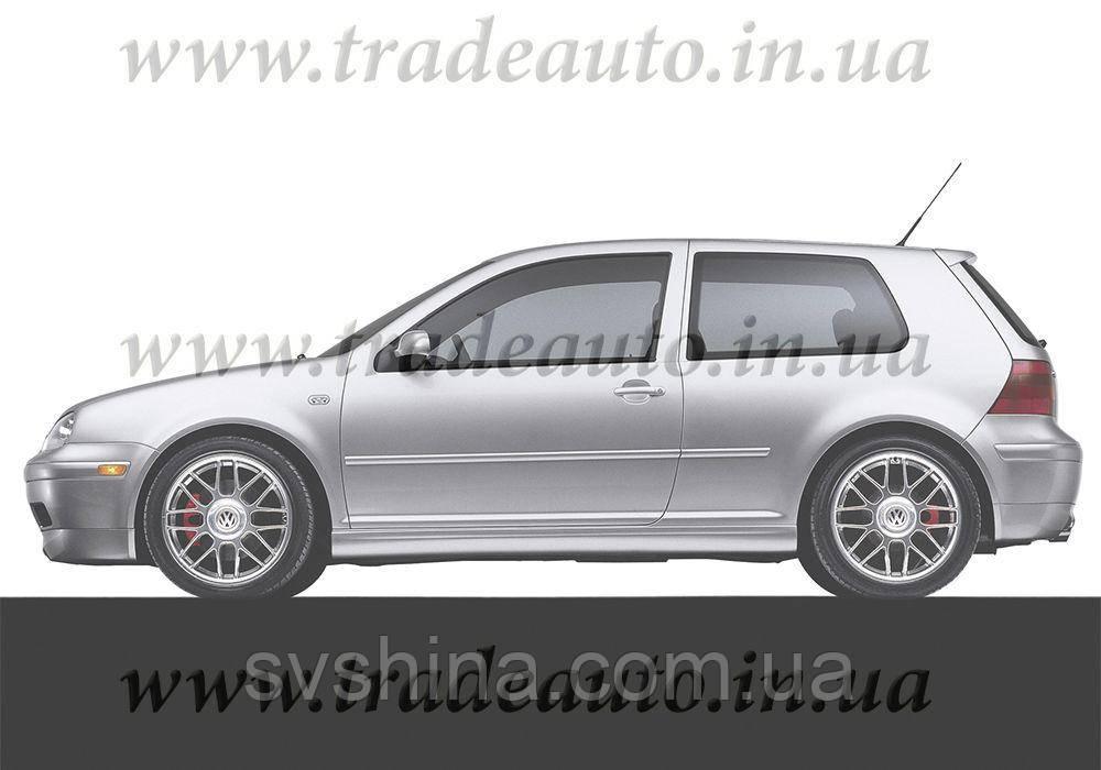 Дефлекторы окон Heko на VW  Golf-4 1997-2004