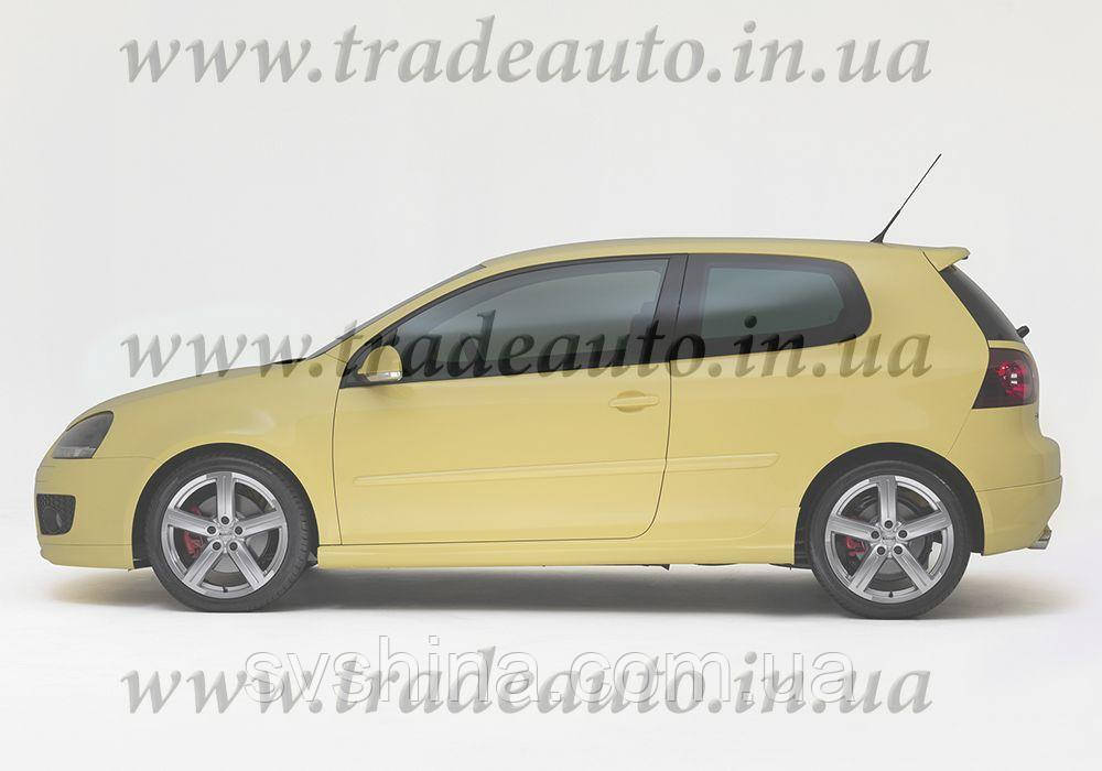 Дефлекторы окон Heko на VW  Golf-5 2004-2008 3D