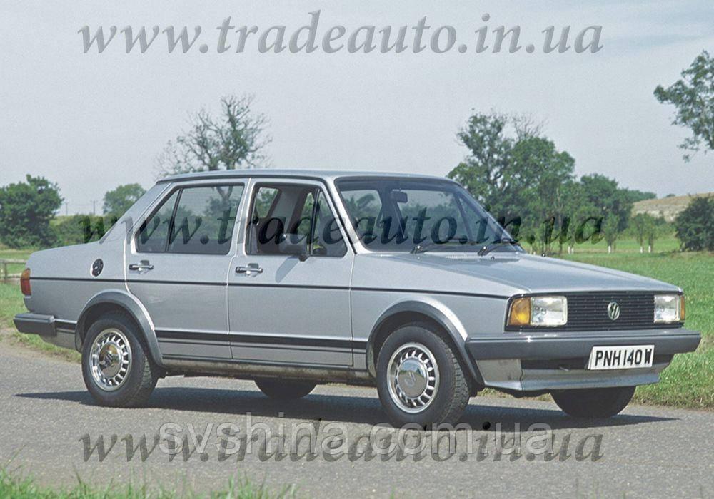 Дефлекторы окон Heko на VW  Jetta 1979-1984 (короткий)