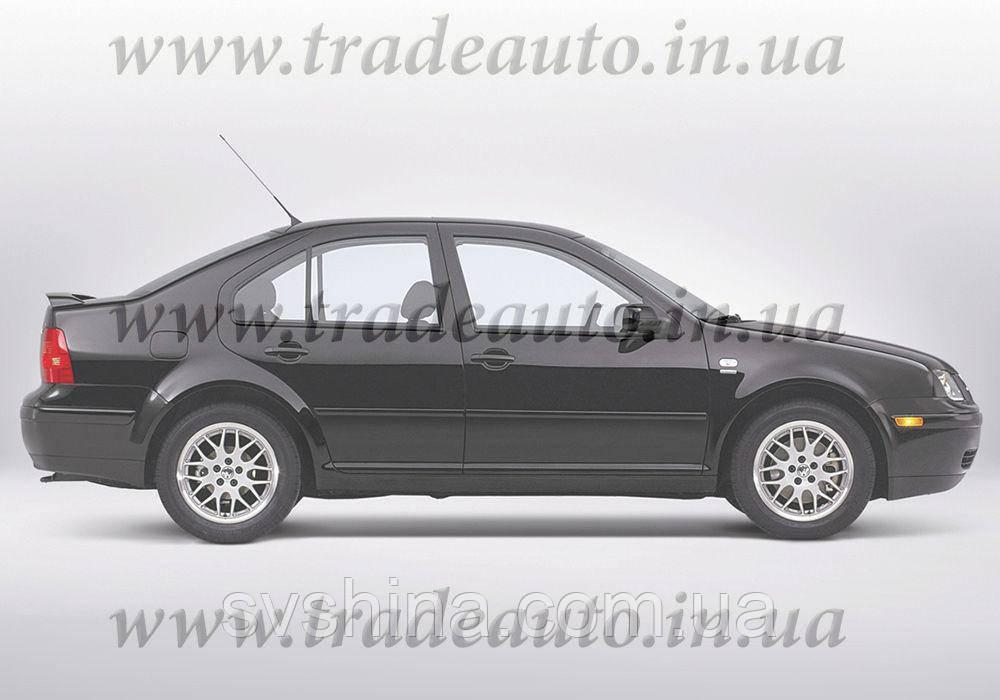Дефлекторы окон Heko на VW  Jetta/Bora - 4 1998-2005