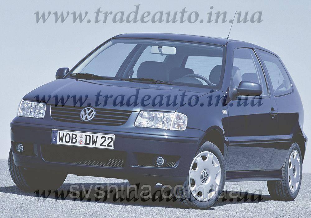 Дефлекторы окон Heko на VW  Polo 3 1994-2001 3D