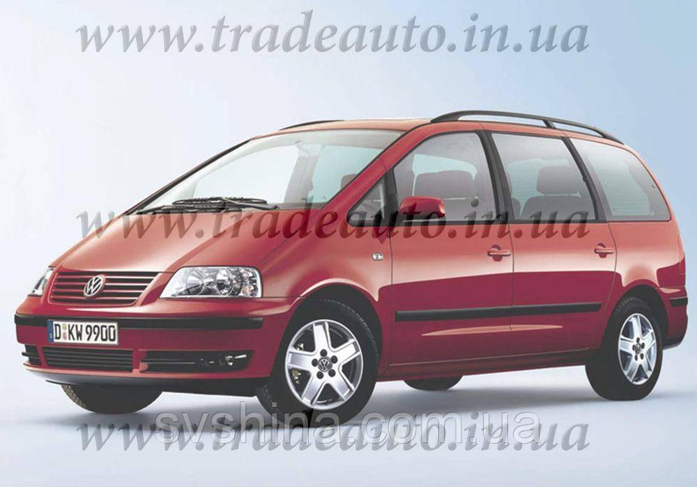 Дефлекторы окон Heko на VW  Sharan 1995-2011