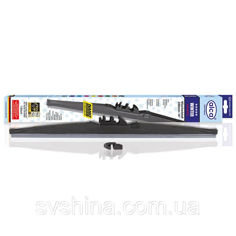 Щетка стеклоочистителя (дворник) Alca Winter 350mm, каркасная, 064000
