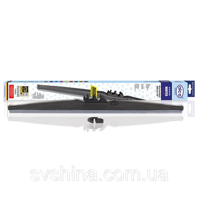 Щетка стеклоочистителя (дворник) Alca Winter 500mm, каркасная, 070000