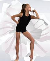 Купальник гимнастический майка -шорты