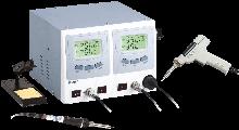 Паяльна станція + відсмоктувач припою ZD-987