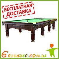 """Стол для снукера """"Клубный"""" (Ардезия) 11 футов, английский снукер"""