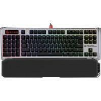 Клавиатура A4Tech Bloody B845R Gun Black