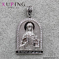 Xuping Икона Св. Равноапостольная княгиня Ольга 38 х 20 мм