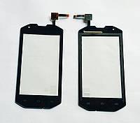 Touchscreen (сенсор) для Hummer H5 Чорний