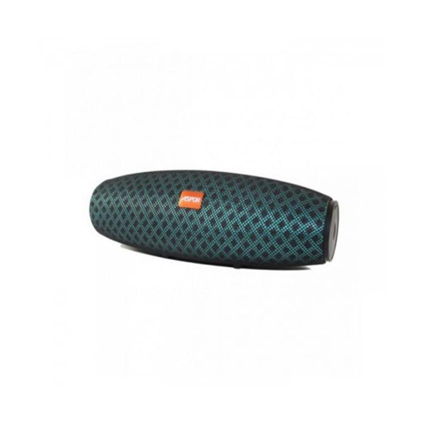 Портативная Bluetooth колонка Aspor CHE 20 Plus Green