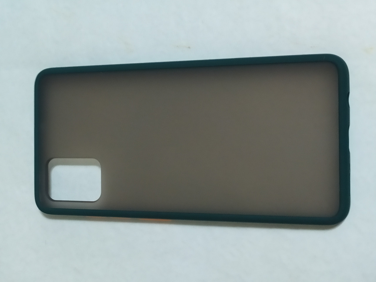 Чохол накладка Totu Gingle Samsung Series A51 (зелений)