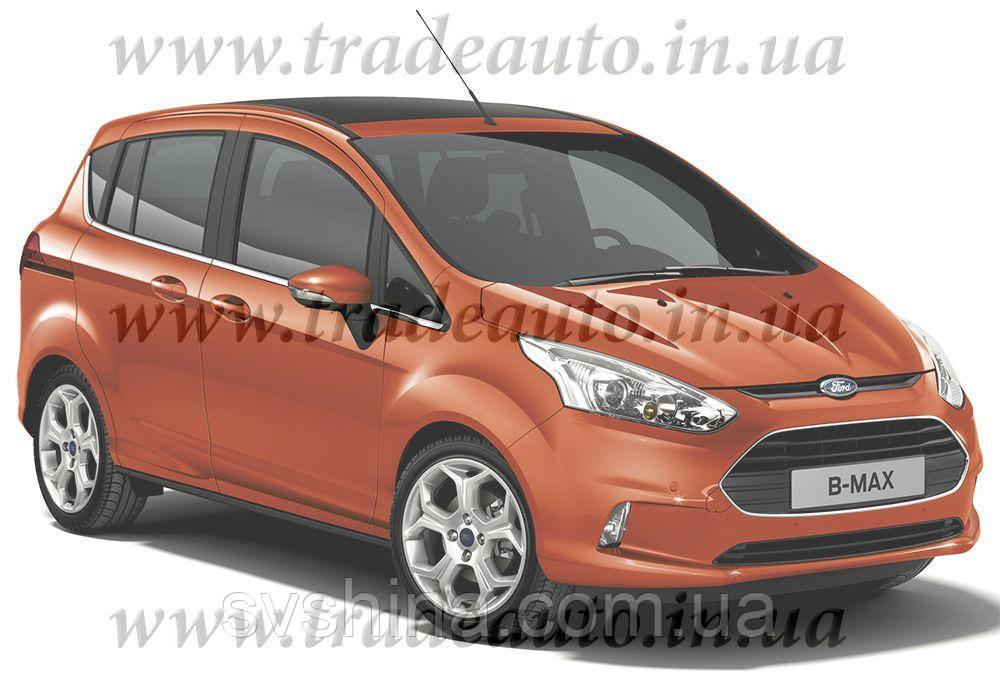 Дефлекторы окон Heko на Ford  B-Max  2012->
